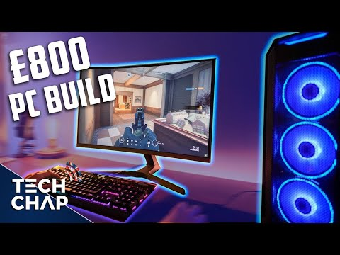 Best BUDGET Gaming PC Build Challenge 2020!   The Tech Chap