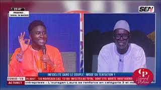 Débat sous haute tension entre Oustaz Modou Fall et Père Ngoné «Boul Ma Dépassé»