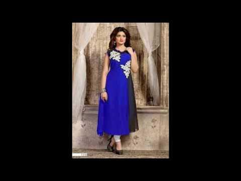 Imported Beautifull Stylish Kurti / kurta Side Designs l India Fashion