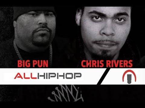 Big Pun's Abusive Past: Son Chris Rivers Explains Fact From Fiction With