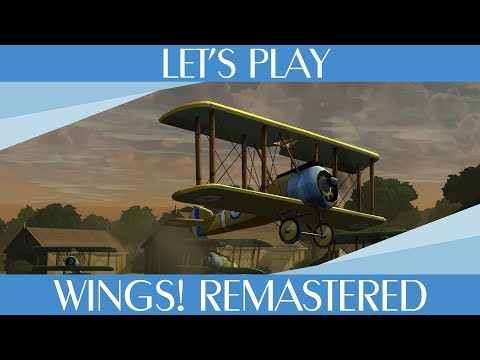 Let's Play: Wings! Remastered Edition |