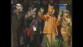 Pembukaan MTQ Nasional XXV Tahun 2014 di Kota Batam, Provinsi Kepulauan Riau (FULL)