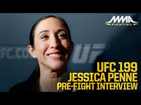 UFC 199: Jessica Penne Has No Interest in Re-Watching Title Fight