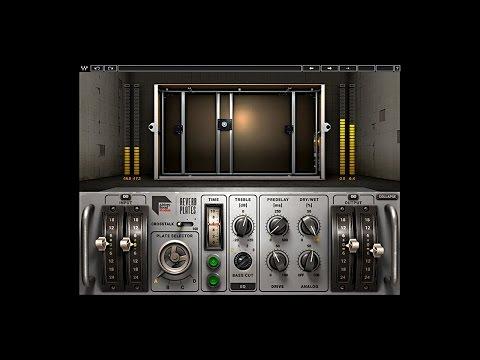 Waves Abbey Road Reverb Plates Plugin – Audio Demos