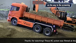 RCTKA Ettlingen - Neueröffnung - part 12 - RC trucks and construction machines