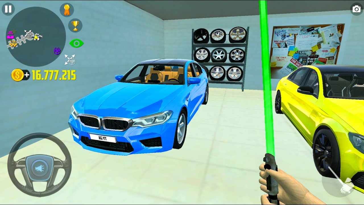 Download Blue BMW Car Driving Simulator 2 #14 - Policeman Duty - Android Gameplay