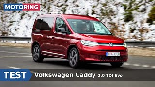 Test auta: Volkswagen Caddy | Motoring TA3