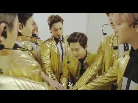 EXO Through The Years
