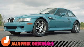How the Legendary BMW M Coupe Was Designed in Secret