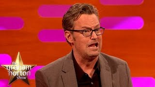 Download Matthew Perry's Drunken Night Out with M. Night Shyamalan - The Graham Norton Show Mp3 and Videos