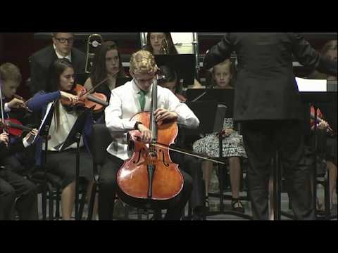 Rondo for Cello and Orchestra - by Ryan Malone