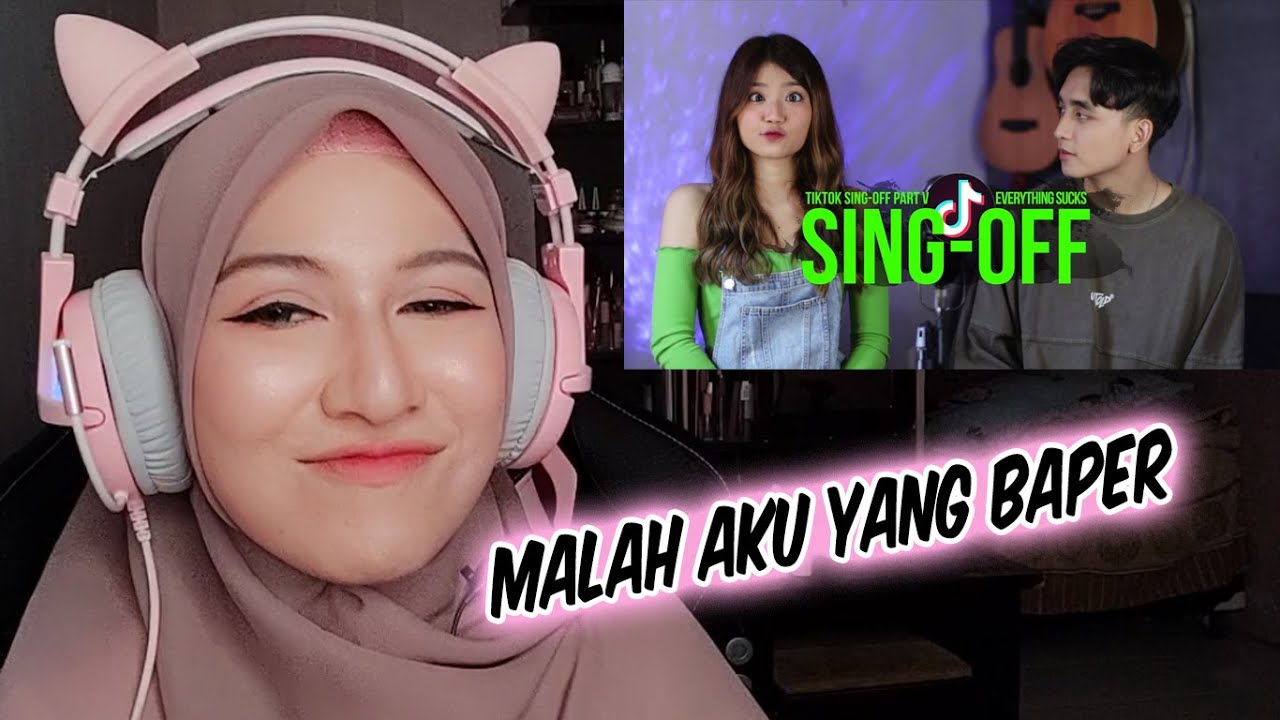 Reaksi Ku Tentang SING OFF TIKTOK SONGS PART V Reza Darmawangsa