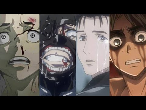 Who Had It The Worst: Kaneki, Shinichi, Eren Or Ganta?