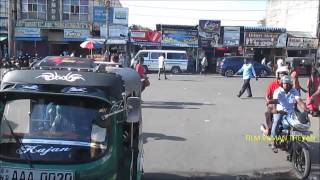 Central Jaffna Town Sri Lanka 2015