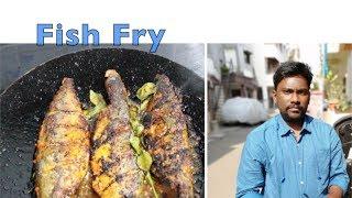 Mackerel Fish Fry  Simple &amp Best Recipe  Fish Fry  Home Style