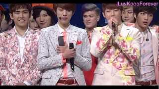 130407 INFINITE - Man In Love + 1st place Won[1080p]