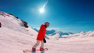 Эльбрус 2018 /ski/snowboard/gopro