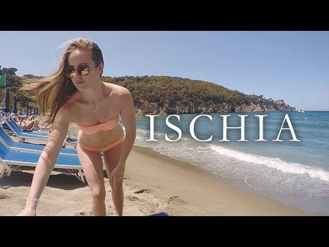Mediterranean Summer: Ischia Island, Phlegraean Islands, Italy