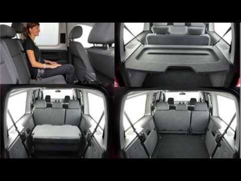 volkswagen caddy maxi life youtube. Black Bedroom Furniture Sets. Home Design Ideas