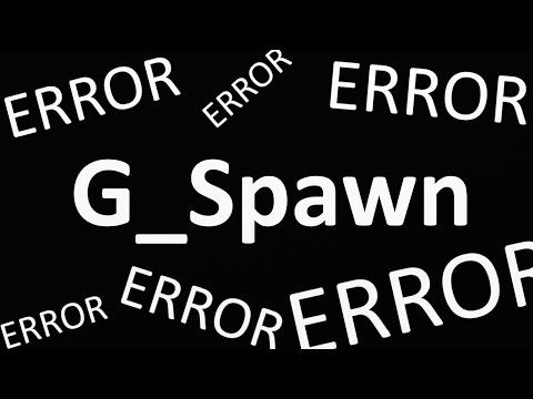 "ERROR EVERYWHERE! G_Spawn Compilation ""Black Ops 3 Zombies"" CoD BO1 BO2 WaW"