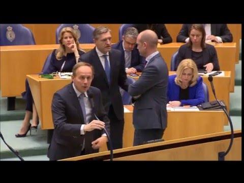 Van Der Steur In Het Nauw In Brussel-debat