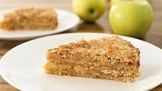 Apple Oatmeal Cake Recipe