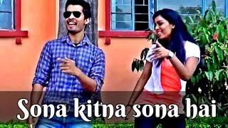 Sona kitna sona hai (GOVINDA dance) | Govinda HIT songs dance By Rohit Sangwan