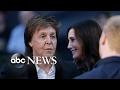 Paul McCartney Sues Over Beatles Copyrights