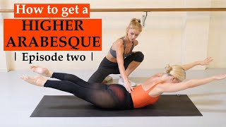 HIGHER EXTENSIONS/ Ep2 Arabesque