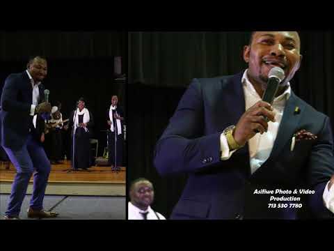 Audit Kabangu Live Concert in Houston, Texas