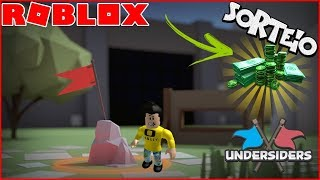 [Undersiders] New Mini Game in ROBLOX + (ROBUX draw)