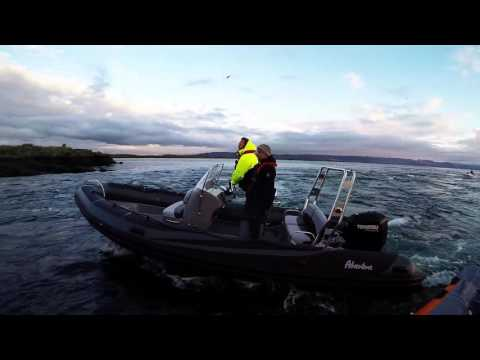 Strongest tidal currents in Iceland
