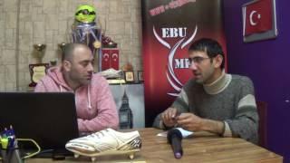 EBU MEDYA - MABER TUR FUTBOL TURNUVA ŞIMSEK SPOR - BROTHERS MAC YORUMU