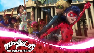 MIRACULOUS | 🐞 FRIGHTNINGALE - Dance with Miraculous! 🐞 | Tales of Ladybug and Cat Noir