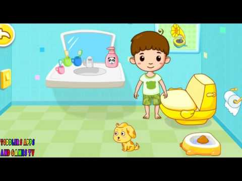 Toilet Training  Baby's Potty | Android Apps And Games