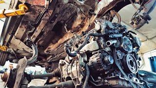 Попал На 250к! Старая Audi S5 Подвела