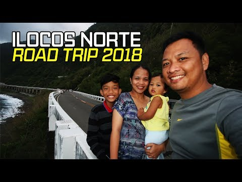 Ilocos Norte Family Road Trip 2018 | Keng of the World