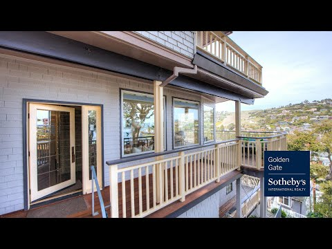 80 Eastview Ave Belvedere CA | Belvedere Homes for Sale