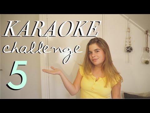 KARAOKE CHALLENGE 5! | Be Novabulous