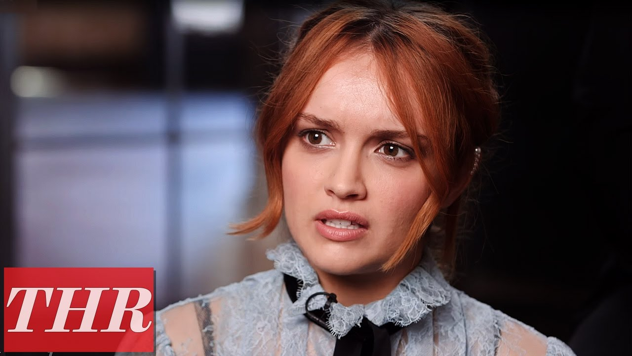 Download Olivia Cooke on Shooting in the Middle of Nowhere for 'Katie Says Goodbye'