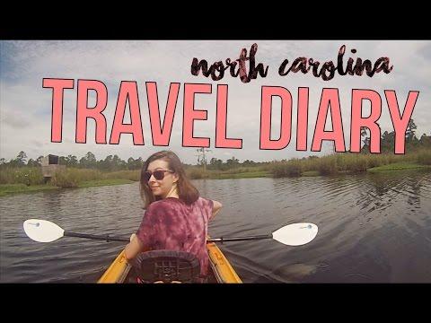 Travel Diary: North Carolina
