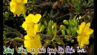 Dâng Chúa Ngày Xuân - demo - http://songvui.org