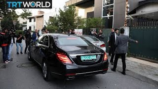 Saudi consul general leaves Turkey for Riyadh