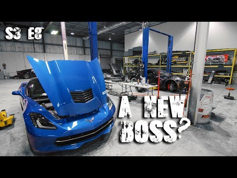 RPM Gets a New Boss? | S3 E8