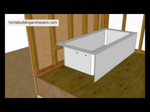 How Are Most Bathtub Supported? – Remodeling And Home Building Answers