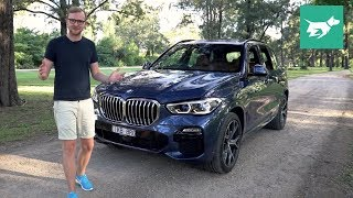 BMW X5 2019 Review – A Surprisingly Sporty Luxury SUV