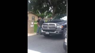 Cop pulls over bikers escorting funeral(1)