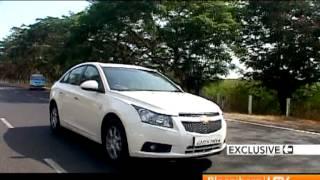 2012 Chevrolet Cruze | Comprehensive Review | Autocar India