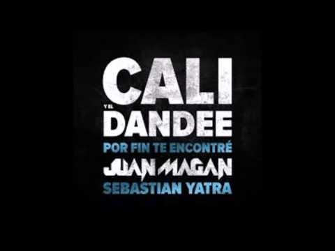 CALI Y EL DANDEE FT JUAN MAGAN - POR FIN TE ENCONTRÉ (AUDIO)