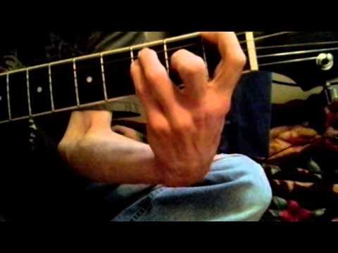 Uncle Kracker: Follow Me, guitar tutorial